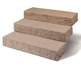 SANDSTONE BLOCK STEPS