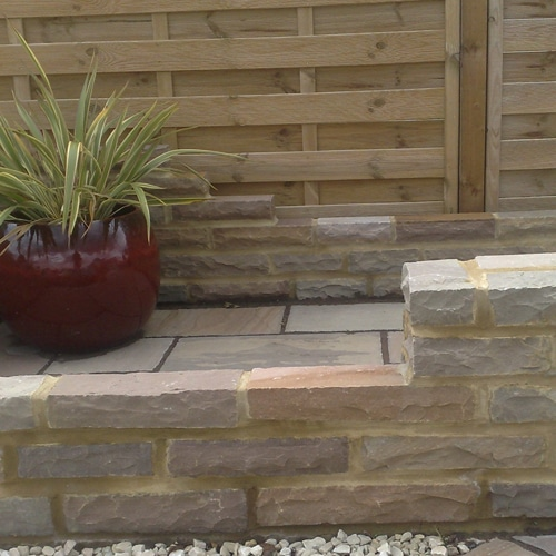 SANDSTONE COTTAGE WALLING BRICKS